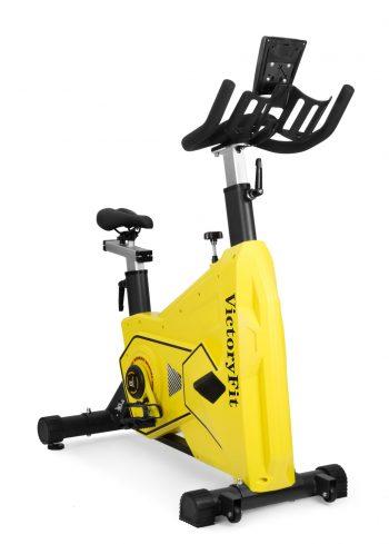 велотренажер-желтый-вид-2